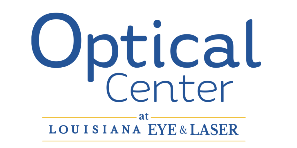 optical center at la eye logo