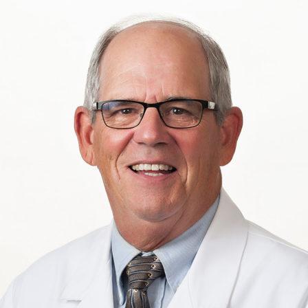 dr roy portrait