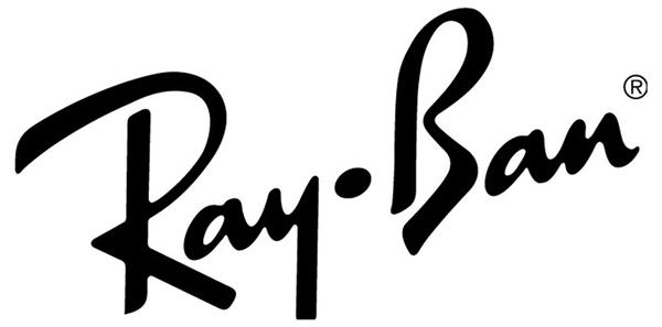 rayban glasses logo