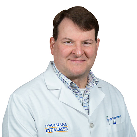 dr bryan jeanfreau bio pic la eye and laser