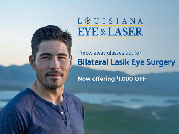LA Eye and Laser Lasik Offer